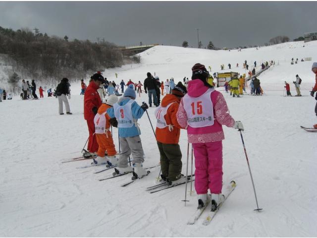 スキーの日