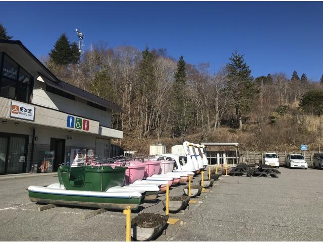 茶臼山高原の営業について