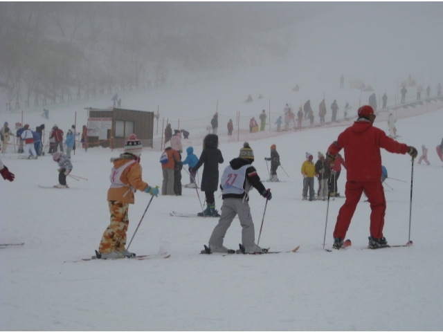 スキー学校指導員募集