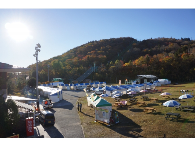 第2回 三遠南信 食の祭典 in 茶臼山